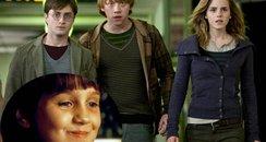 Harry Potter and Mara Wilson