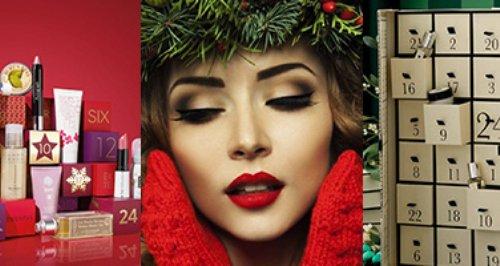 beauty advent calendar canvas pr shots