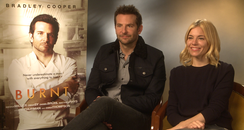 Bradley Cooper and Sienna Miller 'Burnt' Junket