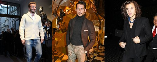 most stylish men 2015