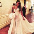 Sofia Vergara Wedding Dress (instagram)