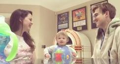 Tom Fletcher Family Routine Video