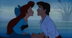 kiss the girl little mermaid