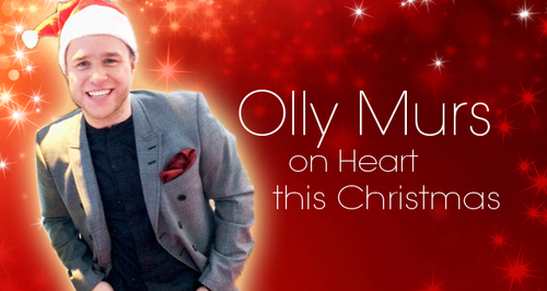 Olly Murs On Heart This Christmas