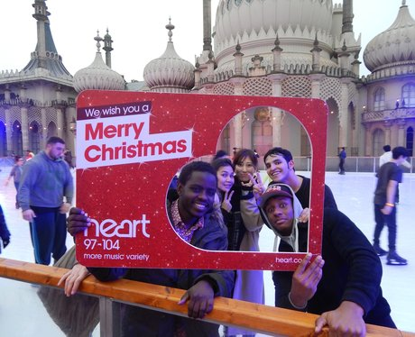 Heart Angels at Brighton Pavillion Ice Rink