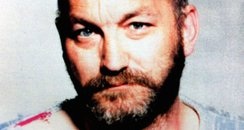 Mugshot of Scottish serial killer Robert Black