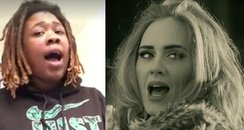 Adele tickets viral
