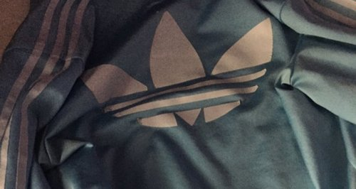 What colour Adidas jacket