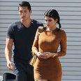 Kylie Jenner and hot bodyguard in September 2015