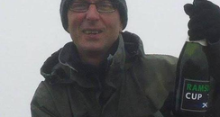 Jim Robertson from Glasgow missing hillwalker