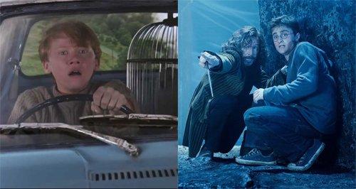 Harry Potter adults versus kids