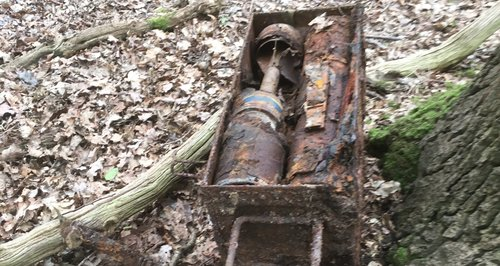 Anti Tank Rockets found in Essex
