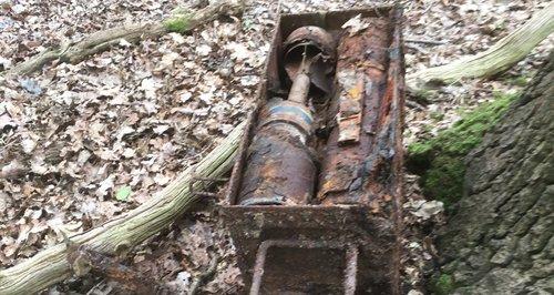 Anti Tank Rockets found in Essex