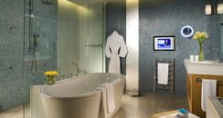 Bathroom by Ambient Heating & Plumbing