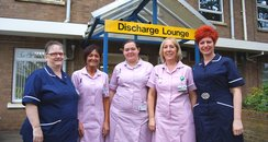 Kettering Discharge Lounge
