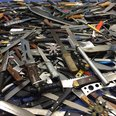 Essex knife amnesty collection