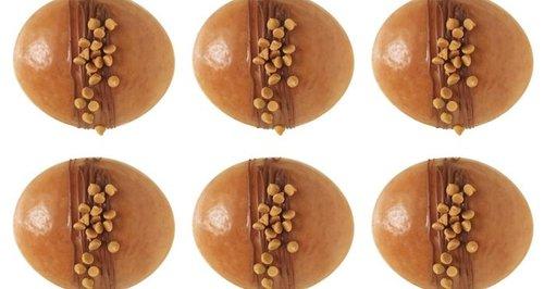 Reese's peanut butter and jam Krispy Kreme