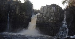 High Force Waterfall County Durham