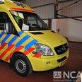 Fake Ambulance Carrying Drugs