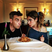 3. Robbie Williams And Wife Ayda Field Re-enact Famous Disney Scene From Lady And The Tramp