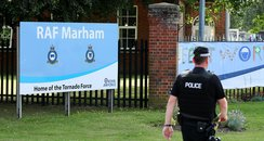 RAF Marham Attempted Abduction
