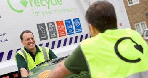 Bring It Don T Bin It Recycling Event Heart Cambridgeshire