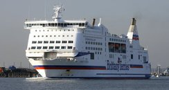 Brittany Ferries Mont St Michel