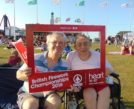 Heart Angels: British Firework Championships