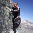 Neil Heritage amputee Poole Matterhorn