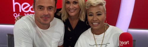 Emeli Sande With Jamie And Jenni