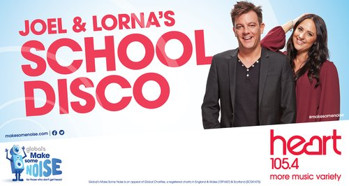 Joel & Lorna's School Disco