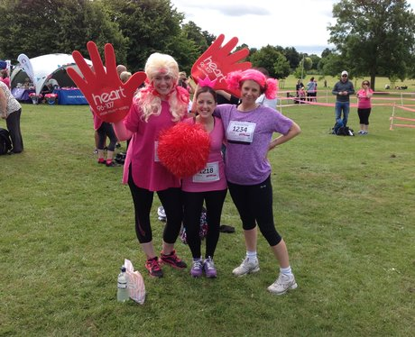 Heart Angels at Oxford Pretty Muddy
