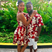 19. Kevin Hart is forced wear matching outfits in Hawaii