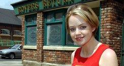Leanne Battersby Coronation Street Georgia Taylor