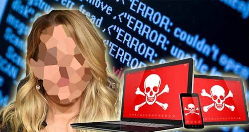 Dangerous Cyber Celeb Canvas