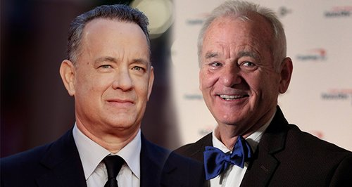 Bill Murray Or Tom Hanks? Fans Can't Tell Which Ho