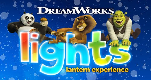 Dreamworks Lights Lantern Experience