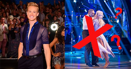Greg Rutherford Rage On Strictly