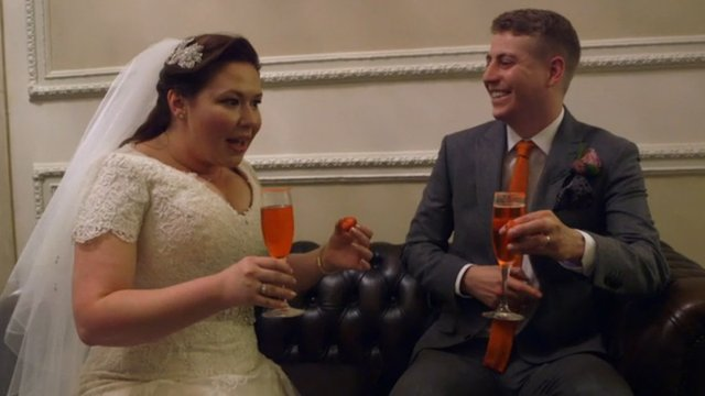 Married at first sight viewers can t handle this awkward moment