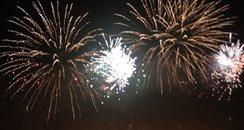 Heart Angels: Cheltenham fireworks 2016