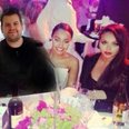 Little Mix and James Corden asset