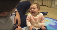 This Baby Laughing At Her Dad's Naff Jokes Will Ha