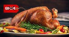Christmas Dinner for Under £20