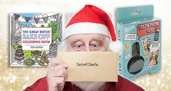 Secret Santa Christmas Gifts For Under A Tenner