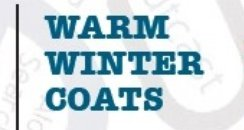 Wrap Up Warm Campaign
