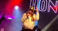 Honey G performance at GAY