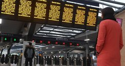 southern rail no trains strike