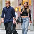 Ed Sheeran and Cherry Seaborn In New York