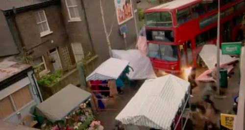 Eastenders Bus Crash 2