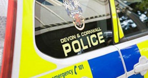 Devon & Cornwall police car